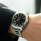 Omega Seamaster Aqua Terra anti-magnetic watch stops time for no-one - photo 2