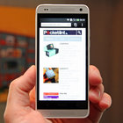 HTC One mini hands-on: Same great quality, smaller package - photo 10