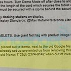 Nexus 7 2: Documents and pictures show launch imminent - photo 6