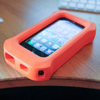 Lifeproof life jacket for iPhone 5 case: Big, orange, and it floats too - photo 10