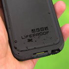 Lifeproof life jacket for iPhone 5 case: Big, orange, and it floats too - photo 14