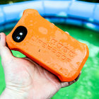 Lifeproof life jacket for iPhone 5 case: Big, orange, and it floats too - photo 3