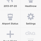 App of the day: Flight Finder review (iPhone) - photo 4