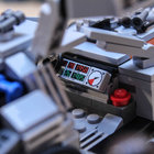 Lego Back To The Future + Lone Ranger Constitution Train Chase = BTTF III gold - photo 13