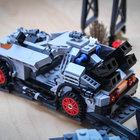 Lego Back To The Future + Lone Ranger Constitution Train Chase = BTTF III gold - photo 26