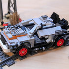 Lego Back To The Future + Lone Ranger Constitution Train Chase = BTTF III gold - photo 27