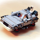 Lego Back To The Future + Lone Ranger Constitution Train Chase = BTTF III gold - photo 29