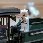 Lego Back To The Future + Lone Ranger Constitution Train Chase = BTTF III gold - photo 3