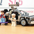 Lego Back To The Future + Lone Ranger Constitution Train Chase = BTTF III gold - photo 32