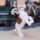 Lego Back To The Future + Lone Ranger Constitution Train Chase = BTTF III gold - photo 34