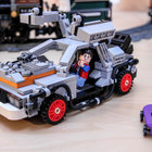 Lego Back To The Future + Lone Ranger Constitution Train Chase = BTTF III gold - photo 9