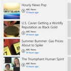 Bing Weather, News, Finance and Sports apps land for Windows Phone 8 - photo 4