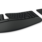 Microsoft Sculpt Ergonomic Desktop prevents carpal tunnel, shoulder rotation with Manta ray design - photo 2