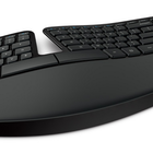 Microsoft Sculpt Ergonomic Desktop prevents carpal tunnel, shoulder rotation with Manta ray design - photo 3