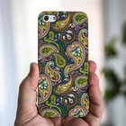 Pretty Green Paisley iPhone 5 Cases pictures and hands-on - photo 11