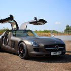 Mercedes-Benz SLS AMG GT Coupe pictures and hands-on - photo 2
