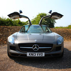 Mercedes-Benz SLS AMG GT Coupe pictures and hands-on - photo 5