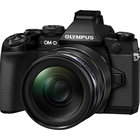 Olympus OM-D E-M1: The 'mirrorless E-7' removes low-pass filter, intros new sensor with dual autofocus - photo 1