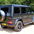 Hands-on: Mercedes G63 AMG review - photo 5