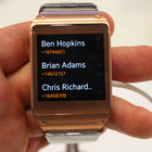 Hands-on Samsung Galaxy Gear review: Killing time with the new smartwatch - photo 13