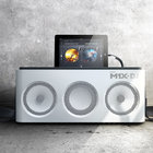 Philips M1X-DJ sound system rocks on to the scene, iPad dock and mixing decks in one - photo 1