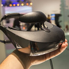 Sony HMZ-T3W head-mounted display hands-on: wearable tech takes a turn towards madness - photo 2