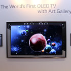 LG 55-inch Gallery OLED TV eyes-on in the classy corner of IFA - photo 4