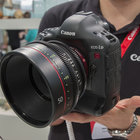 Canon EOS-1D C hands-on, we check out the ultimate 4K videographer's DSLR - photo 1