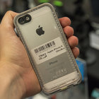 LifeProof Nuud iPhone case: glass screen remains exposed for an au naturel hands-on experience - photo 6