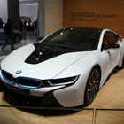 BMW i8: BMW's £100k plug-in hybrid sports car - photo 2