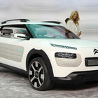 Citroen Cactus concept outlines vision for future C line cars - photo 1