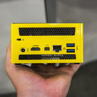 Gigabyte Brix pocket gaming PC with Intel Iris Pro graphics, looks slick in yellow - photo 5