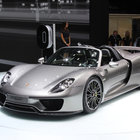 Porsche 918 Spyder pictures and hands-on - photo 1