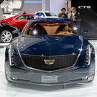 Cadillac Elminaj Concept pictures and eyes-on - photo 7