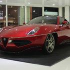 Alfa Romeo Disco Volante by Touring Superleggera pictures and hands-on - photo 1