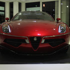 Alfa Romeo Disco Volante by Touring Superleggera pictures and hands-on - photo 2
