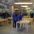 iPhone 5S and 5C launch day: Pictures from the Apple Store London queue - photo 8