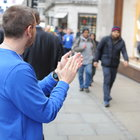 iPhone 5S and 5C launch day: Pictures from the Apple Store London queue - photo 9