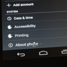 Android 4.4 images leak, showing off early KLP build and features - photo 10
