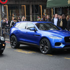 Jaguar C-X17 comes to London, but it's only ever going to be a folly - photo 13