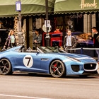 Jaguar Project 7 F-Type pictures and eyes-on - photo 11