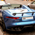 Jaguar Project 7 F-Type pictures and eyes-on - photo 9