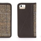 How posh: Griffin offers genuine Harris Tweed Wallet and Harris Tweed Case for iPhone 5/5S - photo 3