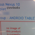 Google Nexus 10 (2013) rumours, release date and everything you need to know - photo 3
