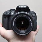 Canon EOS 700D review - photo 2