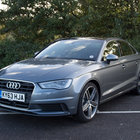 Audi A3 Saloon review - photo 1