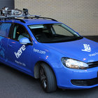 HERE Maps street view cars read road signs: We hitch a ride in the Google-beating motor - photo 12
