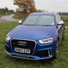 Hands-on: Audi RS Q3 review - photo 8