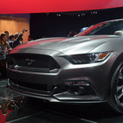 Ford Mustang GT 2015 coming to the UK: Pictures and eyes-on - photo 10