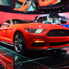 Ford Mustang GT 2015 coming to the UK: Pictures and eyes-on - photo 14